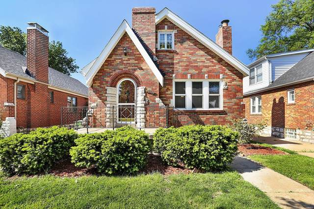 4629 Mccausland Avenue, St Louis, MO 63109 (#21029032) :: Clarity Street Realty