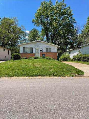 9712 Vickie, Unincorporated, MO 63136 (#21029047) :: Clarity Street Realty
