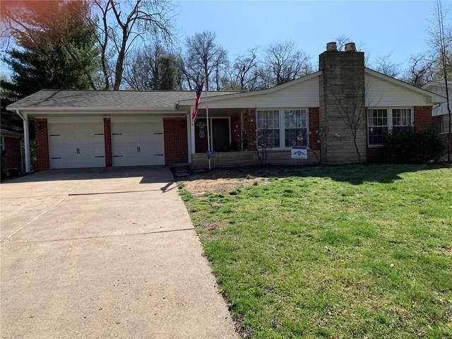 1316 Hendrick, St Louis, MO 63135 (#21029094) :: Parson Realty Group