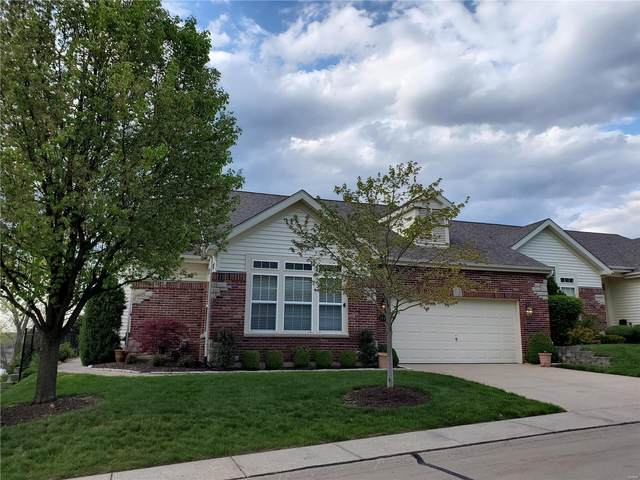 1541 Dietrich Place Court, Ballwin, MO 63021 (#21029106) :: St. Louis Finest Homes Realty Group