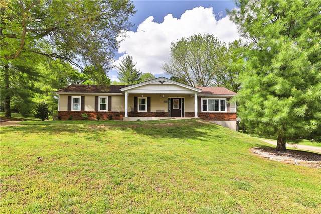 6595 North, Byrnes Mill, MO 63051 (#21029170) :: The Becky O'Neill Power Home Selling Team