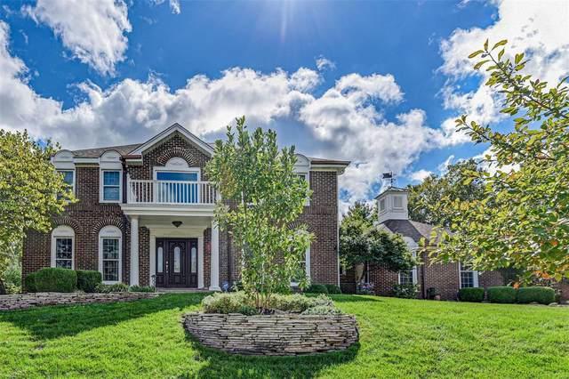 13002 Mason Estates, St Louis, MO 63141 (#21029174) :: Parson Realty Group