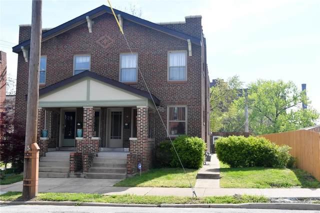 3418 Wisconsin Avenue, St Louis, MO 63118 (MLS #21029176) :: Century 21 Prestige