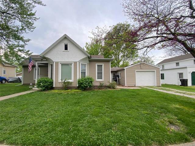 400 Pleasant Street, Jerseyville, IL 62052 (#21029195) :: Parson Realty Group