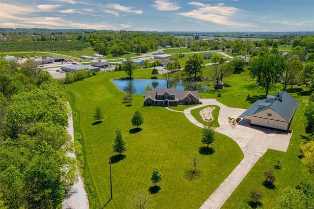 45 Town Branch Road, Marthasville, MO 63357 (#21029199) :: The Becky O'Neill Power Home Selling Team
