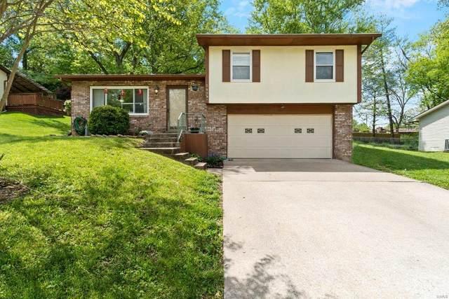 543 Columbine Lane, Cape Girardeau, MO 63701 (#21029203) :: Matt Smith Real Estate Group