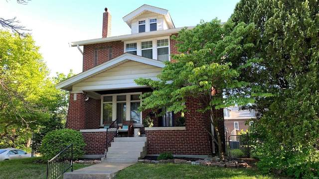 6602 Oakland Avenue, St Louis, MO 63139 (#21029211) :: Tarrant & Harman Real Estate and Auction Co.