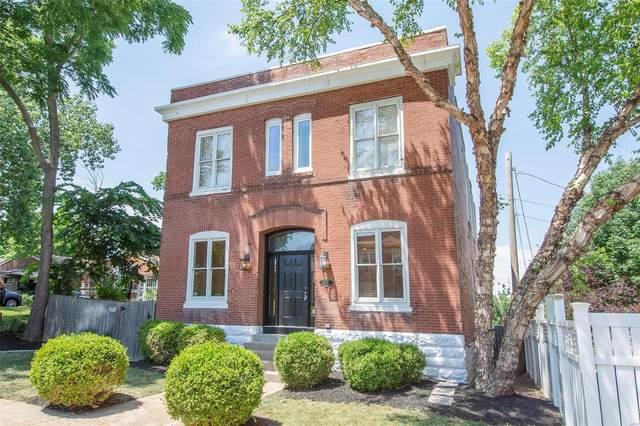 3017 Henrietta Street, St Louis, MO 63104 (#21029246) :: Reconnect Real Estate