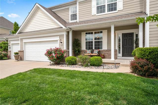 322 Willow Weald Path, Chesterfield, MO 63005 (#21029249) :: Parson Realty Group