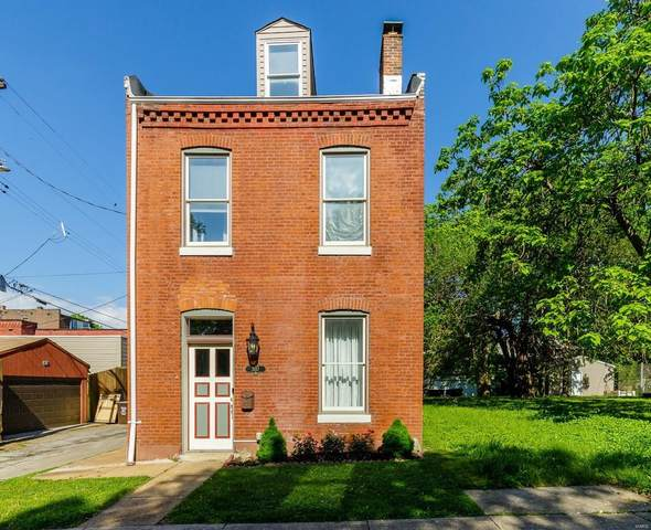 3017 Mcnair, St Louis, MO 63118 (#21029255) :: St. Louis Finest Homes Realty Group