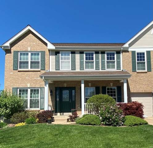 8124 Knights Crossing Court, O'Fallon, MO 63368 (#21029264) :: Parson Realty Group