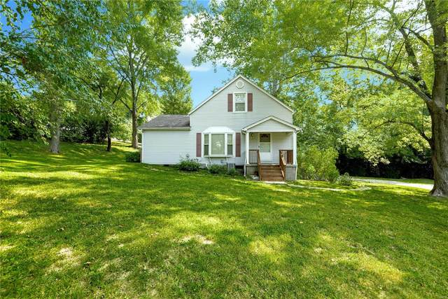 907 Sonja, Collinsville, IL 62234 (#21029272) :: Clarity Street Realty