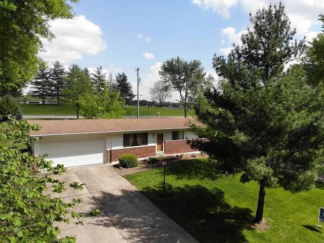 224 Cascade Drive, Columbia, IL 62236 (#21029281) :: Century 21 Advantage
