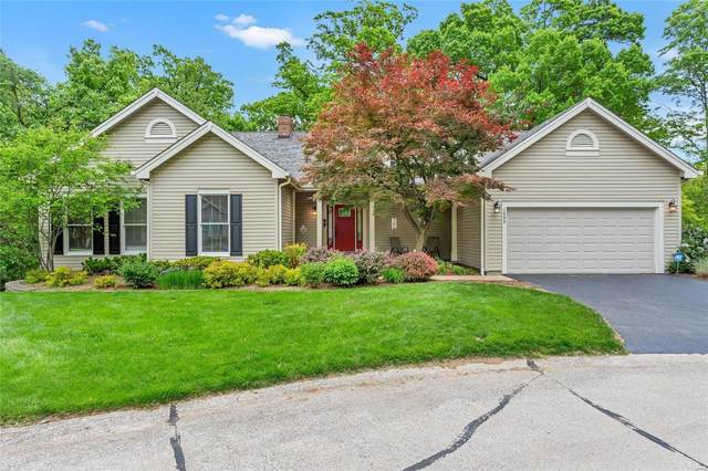 1600 Baxter Forest Ridge Court, Chesterfield, MO 63005 (#21029382) :: Parson Realty Group