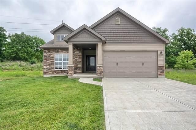 1124 Austin Drive, Herculaneum, MO 63048 (#21029404) :: The Becky O'Neill Power Home Selling Team