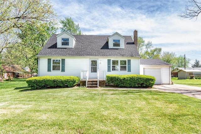12060 Larimore Road, St Louis, MO 63138 (#21029412) :: Parson Realty Group