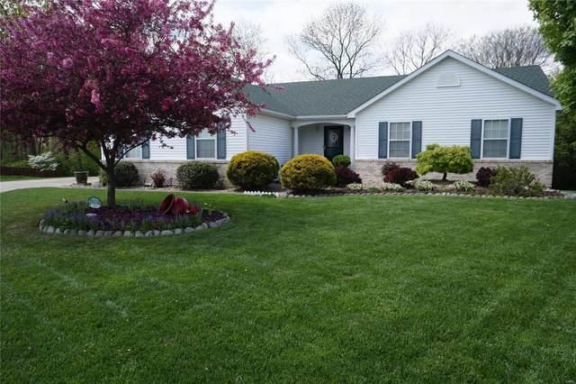 208 Sun Meadow Court, Smithton, IL 62285 (#21029469) :: Matt Smith Real Estate Group