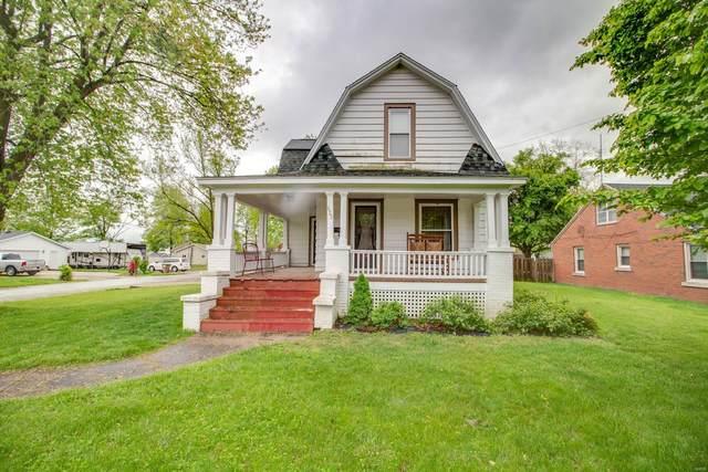 423 E Center Street, GIRARD, IL 62640 (#21029492) :: Matt Smith Real Estate Group