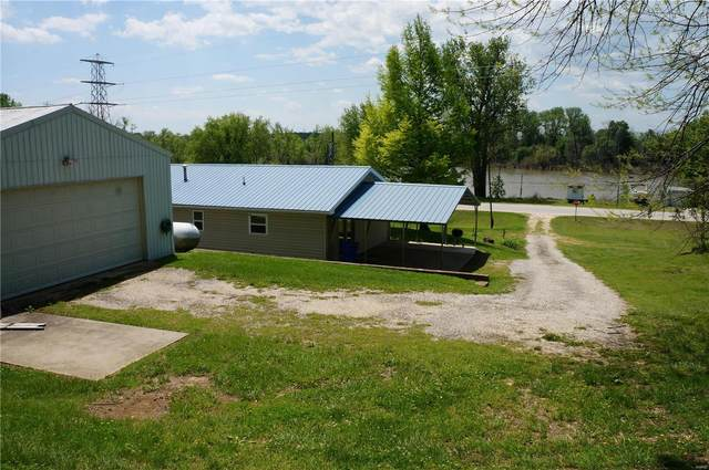 7856 State Hwy 96, MOZIER, IL 62070 (#21029503) :: Peter Lu Team
