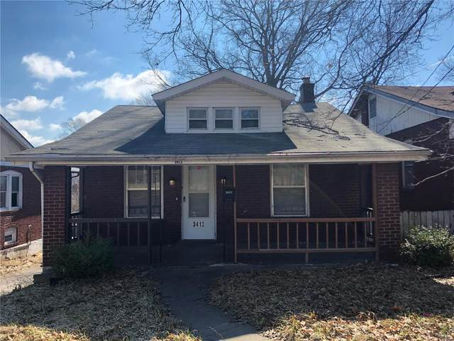 3412 Lucas And Hunt, St Louis, MO 63121 (#21029513) :: Clarity Street Realty