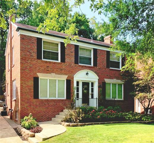 8018 Stanford Avenue, St Louis, MO 63130 (#21029559) :: Terry Gannon | Re/Max Results
