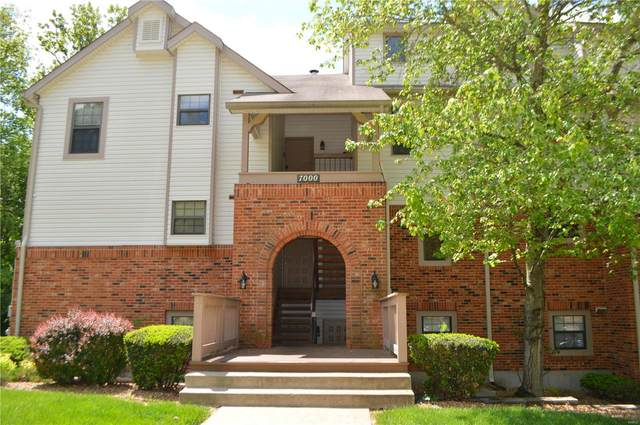 7000 Green Tee Court #2, St Louis, MO 63129 (#21029565) :: Parson Realty Group
