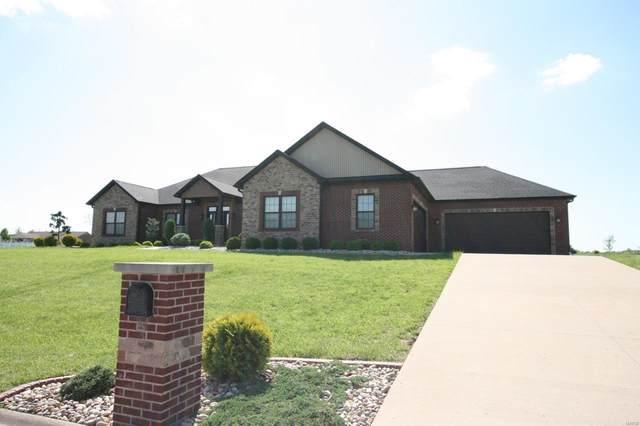 6819 Franken Strasse Drive, Millstadt, IL 62260 (#21029574) :: Fusion Realty, LLC