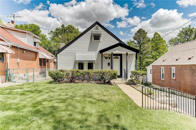 9505 Everman Avenue, St Louis, MO 63114 (#21029576) :: Reconnect Real Estate
