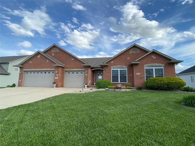 120 Stonebridge Crossing Drive, Maryville, IL 62062 (#21029581) :: Tarrant & Harman Real Estate and Auction Co.