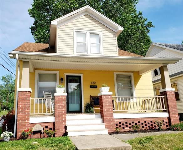 630 N 6th Street, Saint Charles, MO 63301 (#21029582) :: Parson Realty Group