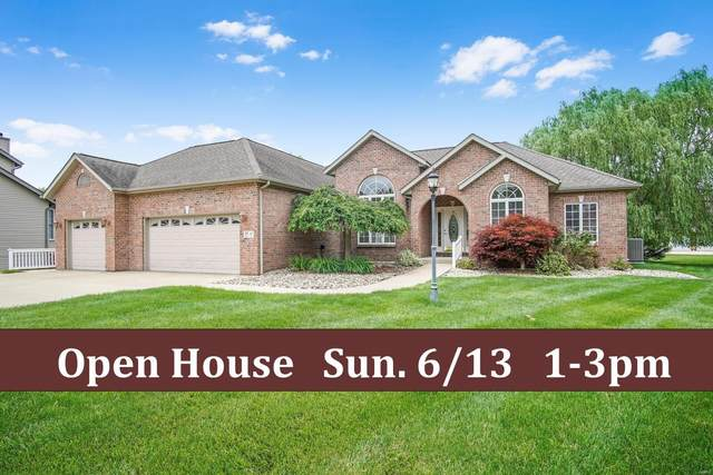 17 Gray Cub Court, Glen Carbon, IL 62034 (#21029583) :: St. Louis Finest Homes Realty Group