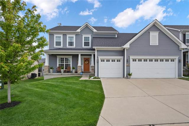 1616 Willowbrooke Manors Court, St Louis, MO 63146 (#21029589) :: Parson Realty Group