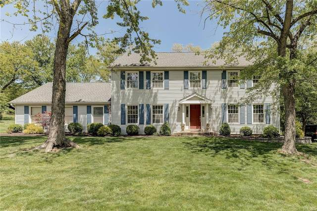 14537 Exton Lane, Chesterfield, MO 63017 (#21029614) :: St. Louis Finest Homes Realty Group