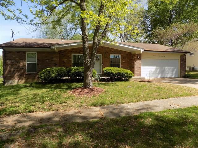 12940 Verwood Drive, Florissant, MO 63033 (#21029616) :: Parson Realty Group