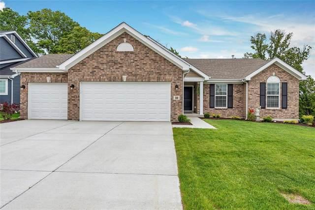308 Narrowleaf Lane, O'Fallon, MO 63366 (#21029628) :: St. Louis Finest Homes Realty Group