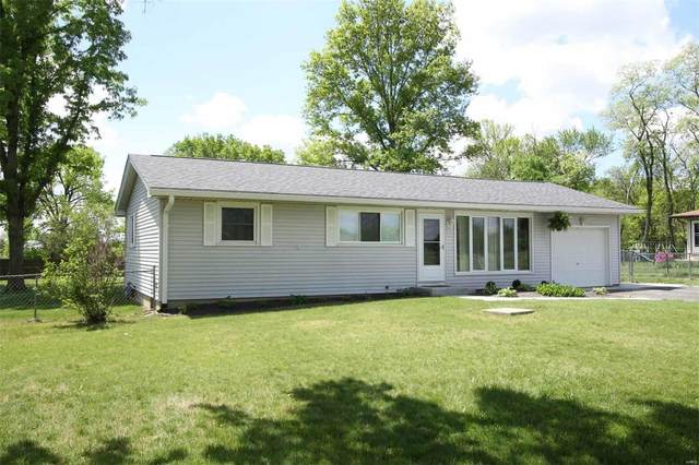 3878 Mccoy Road, Bethalto, IL 62010 (#21029637) :: Tarrant & Harman Real Estate and Auction Co.