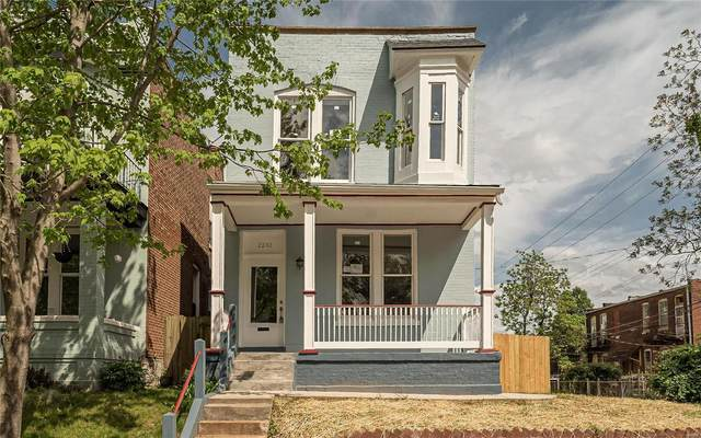 2242 Oregon Avenue, St Louis, MO 63104 (#21029644) :: PalmerHouse Properties LLC