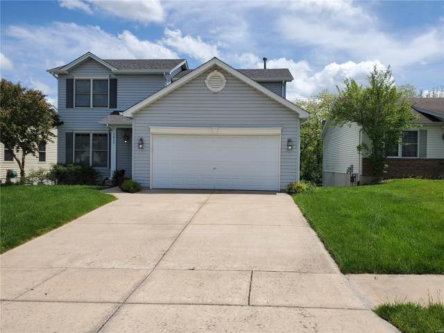 1017 Batters Box Court, O'Fallon, MO 63366 (#21029647) :: The Becky O'Neill Power Home Selling Team