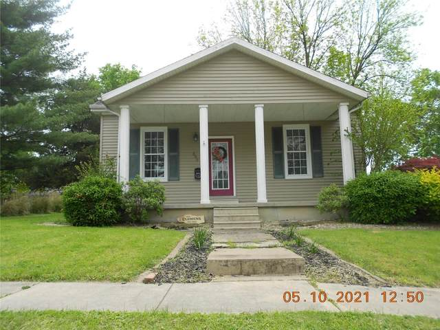 390 Fairfax Street, CARLYLE, IL 62231 (#21029679) :: Parson Realty Group