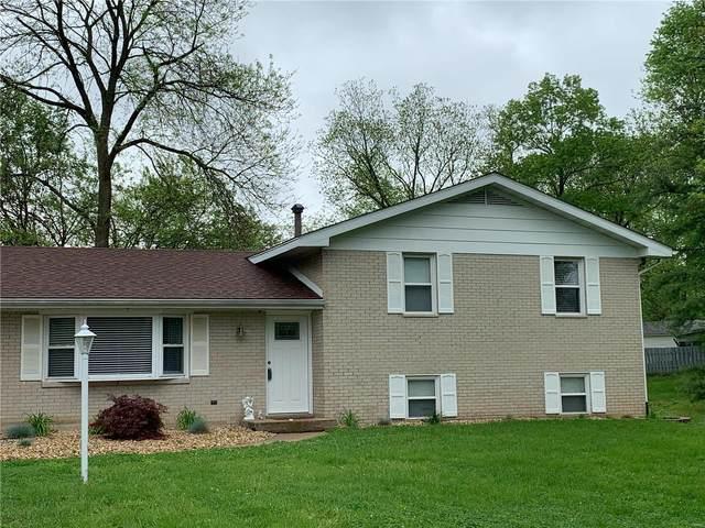 743 Troy Road, Troy, IL 62234 (#21029698) :: Hartmann Realtors Inc.