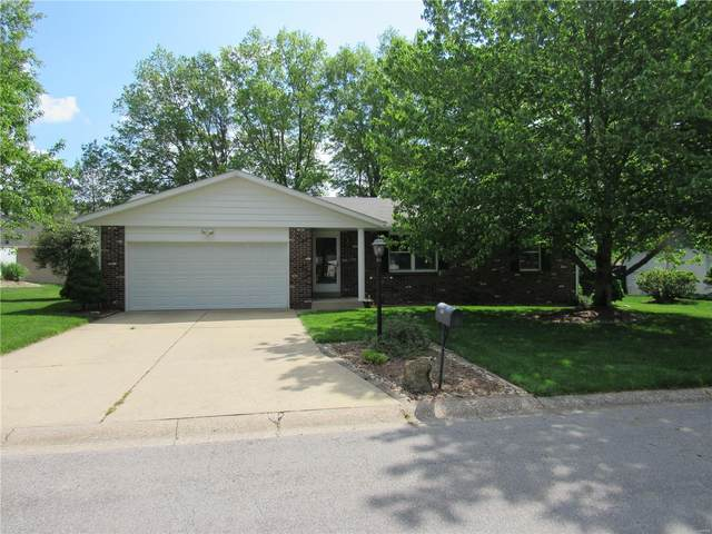5009 River Aire Drive, Godfrey, IL 62035 (#21029716) :: Fusion Realty, LLC