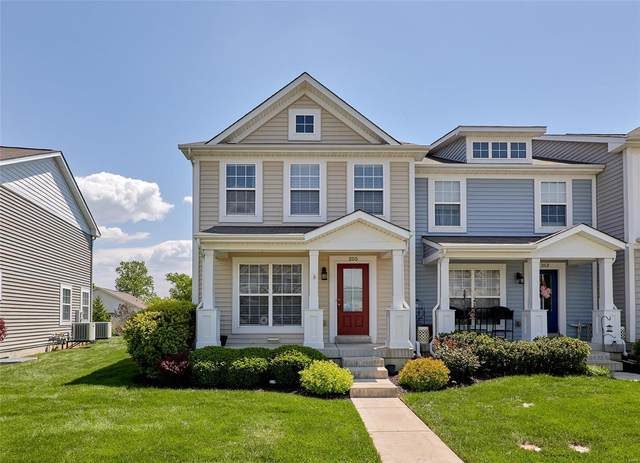 255 Countryshire Drive, Lake St Louis, MO 63367 (#21029724) :: The Becky O'Neill Power Home Selling Team