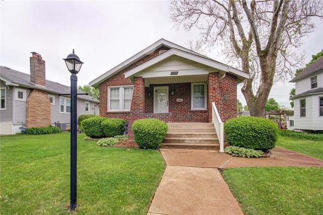 6744 Hancock Avenue, St Louis, MO 63139 (#21029741) :: Parson Realty Group