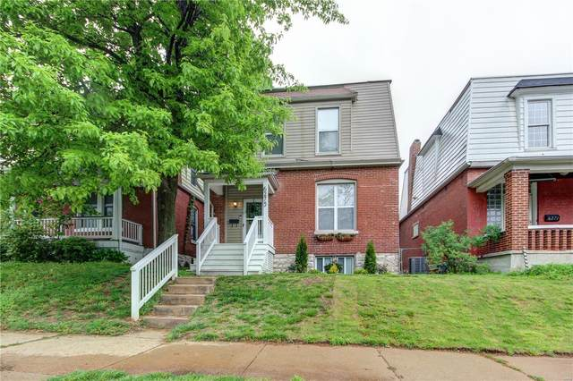 6275 Magnolia Avenue, St Louis, MO 63139 (#21029751) :: Parson Realty Group