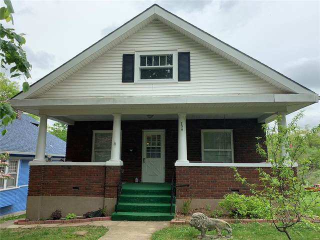239 Virginia St, Hannibal, MO 63401 (#21029781) :: Parson Realty Group