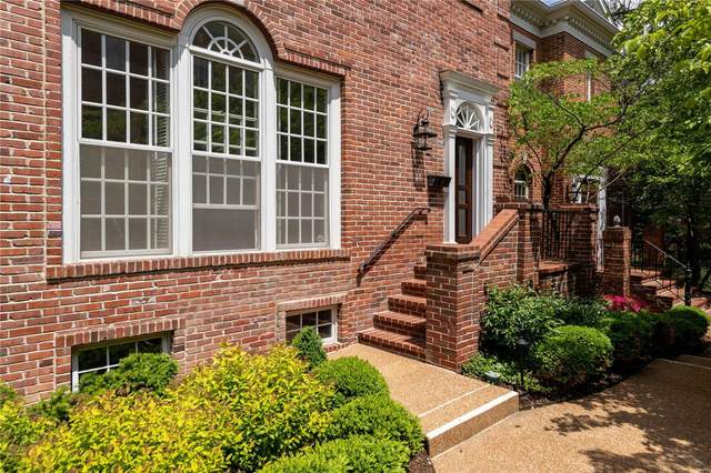312 N Brentwood #8, Clayton, MO 63105 (#21029803) :: Parson Realty Group