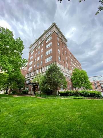 5330 Pershing Avenue #401, St Louis, MO 63112 (MLS #21029825) :: Century 21 Prestige