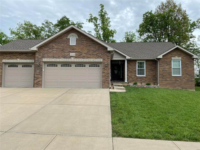 2510 Silver Lake Estates, Pacific, MO 63069 (#21029837) :: Parson Realty Group