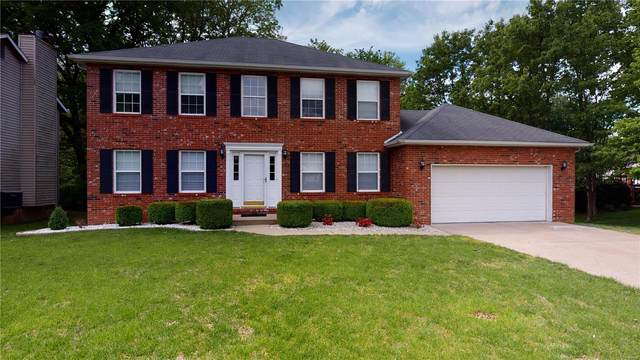 101 Newcastle Drive, Fairview Heights, IL 62208 (#21029844) :: Fusion Realty, LLC