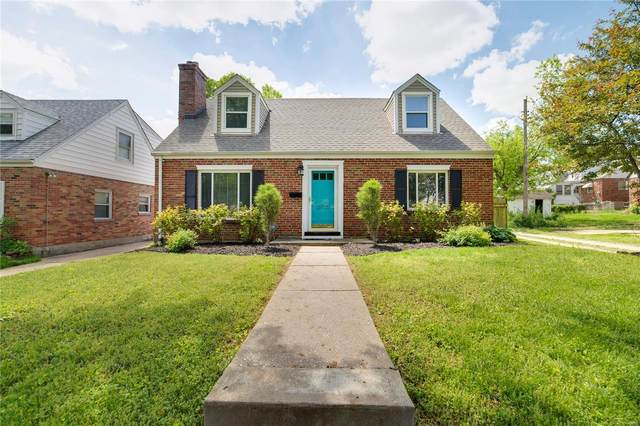 6954 Raymond Avenue, St Louis, MO 63130 (#21029880) :: Terry Gannon | Re/Max Results